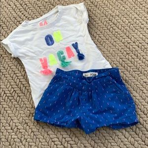 3 for $10-Cotton On Kids Shorts